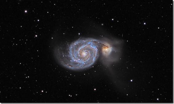 渦巻き星雲